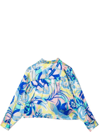 Emilio Pucci Multicolour Silk Blend Shirt