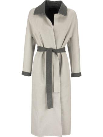 Loro Piana Kerrin Coat With Belt