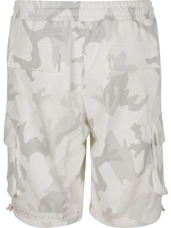 Dolce & Gabbana Drawstring Waist Side Pocket Shorts