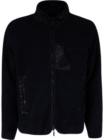 Christian Dior Side Zip Pocket Detail Jacket