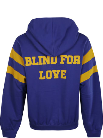 Gucci Blind For Love Logo Oversized Hoodie