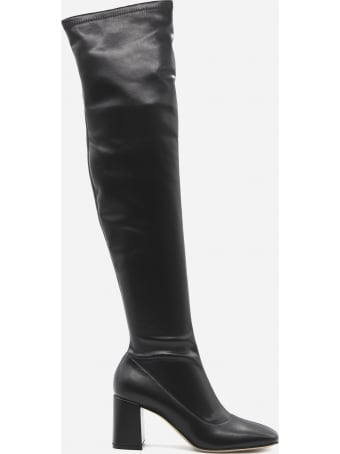 Gianvito Rossi Lyon Leather Boots