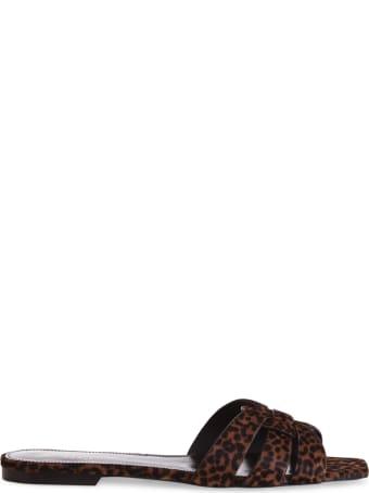 Saint Laurent Nu Pieds Tribute Sandals