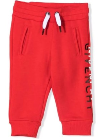 Givenchy Newborn Fleece Trousers