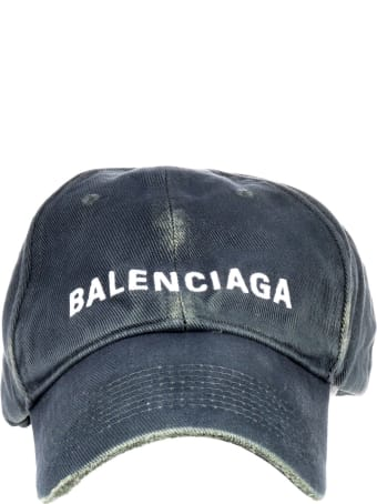 Balenciaga Green Classic Cap