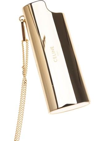 Celine Lighter Case Necklace