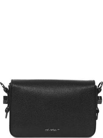 Off-White Diag Mini Flap Shoulder Bag