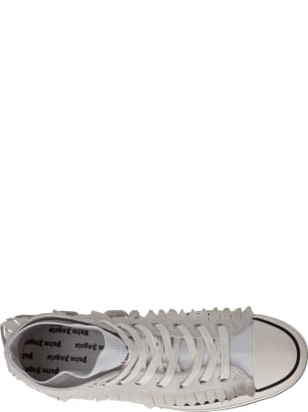 Palm Angels Fringe High-top Sneakers