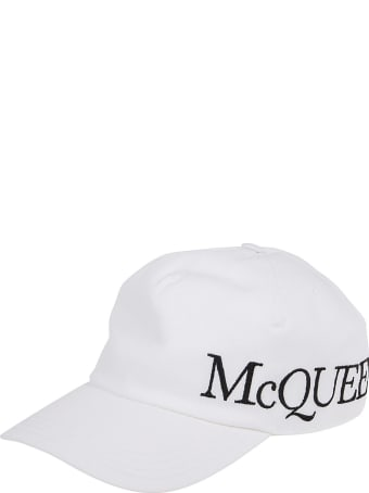Alexander McQueen Hat Oversize Mcqueen