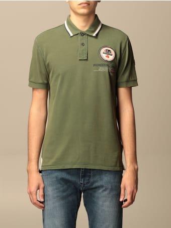 Napapijri Polo Shirt Gandy 2 Napapijri Polo Shirt With Logo