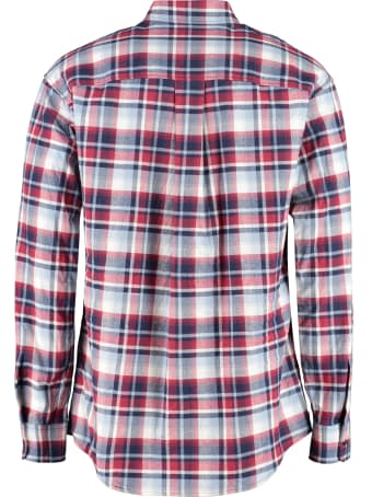 Dsquared2 Front Buttons Cotton Shirt
