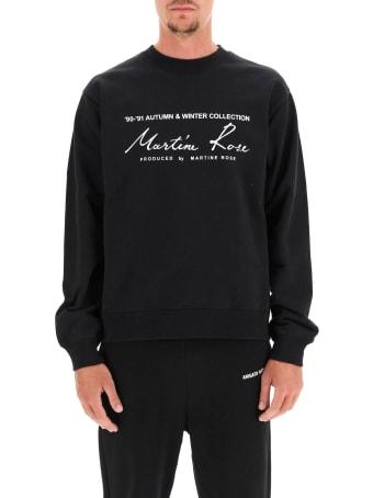 Martine Rose Crewneck Sweatshirt