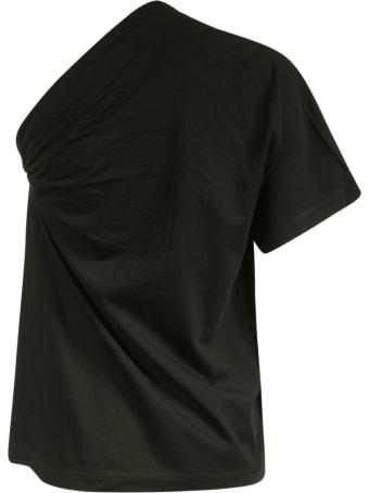 N.21 One-sleeve Top
