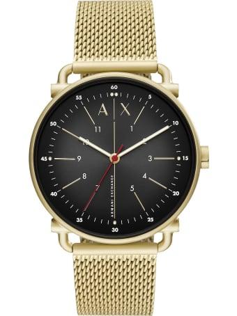 Armani Collezioni Armani Exchange Stainless Steel Men's Watch