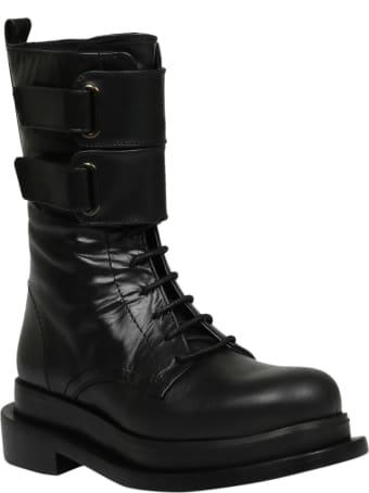 Paloma Barceló Aria Combat Boot