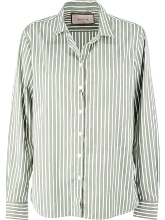 Bagutta Cotton Striped Shirt
