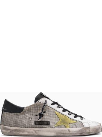 Golden Goose Super Star Net Sneakers Gmf00101 F000345