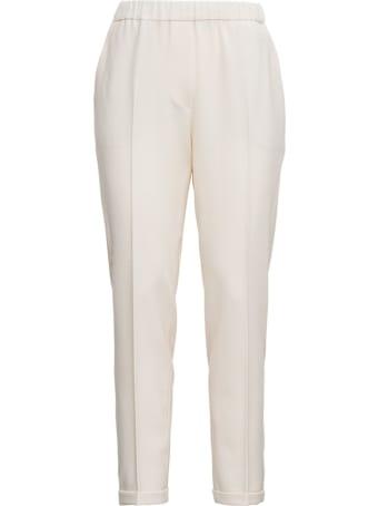 Antonelli Rosalba Wool Blend Trousers