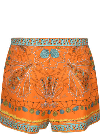 Emilio Pucci Classic Printed Shorts