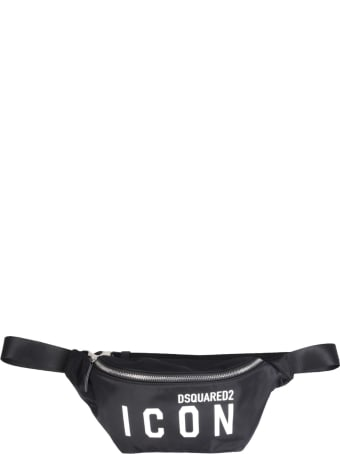 Dsquared2 Belt Bag With Icon Print