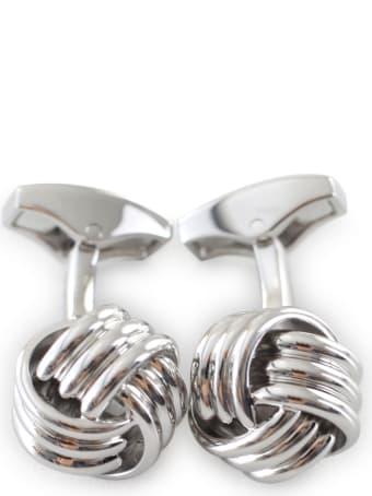 Tateossian Silcolor / Knot Cufflink
