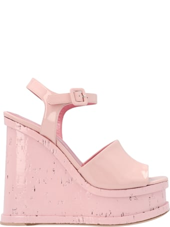 Haus of Honey 'lacquer Doll' Wedges