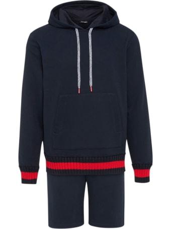 Kiton Jump Suit Cotton