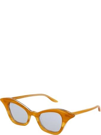 Gucci Gucci Gg0707s Yellow Sunglasses