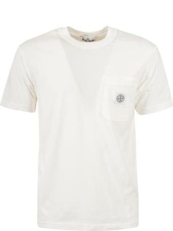 Stone Island Patched Pocket Logo T-shirt