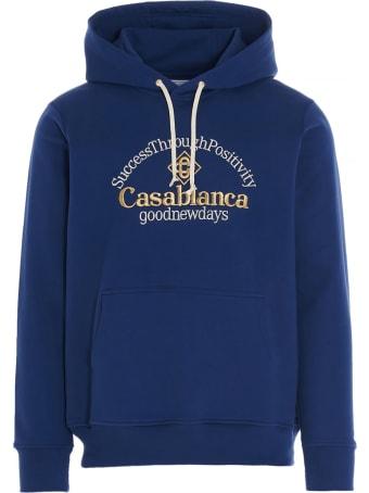 Casablanca 'success Trhough Positivity' Hoodie