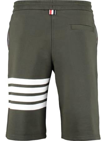 Thom Browne Cotton Bermuda Shorts