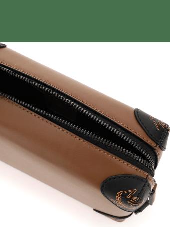 MCM Soft Berlin Mini Crossbody Bag