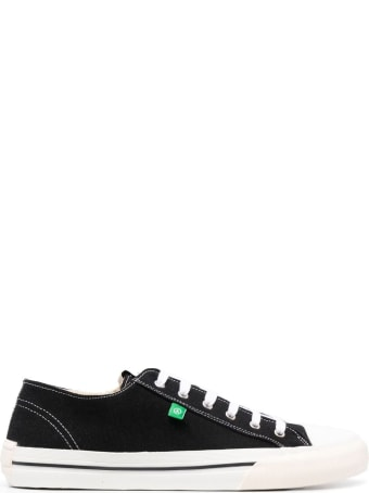 Axel Arigato Midnight Low Black Fabric Sneakers