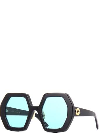 Gucci Gucci Gg0772s Black Sunglasses