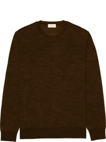 Altea Chocolate Merino Wool Jumper