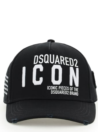 Dsquared2 Be Icon Baseball Cap
