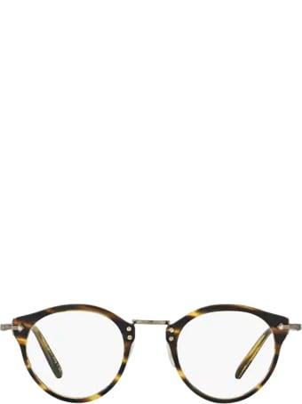 Oliver Peoples Oliver Peoples Ov5184 Semi Matte Cocobolo Glasses