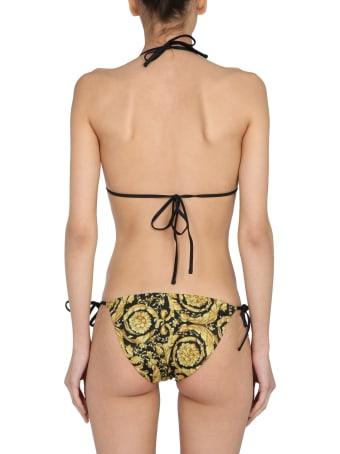 Versace Bikini Triangle Top