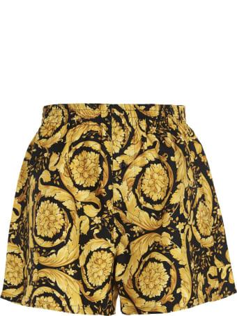 Versace 'barocco' Pants