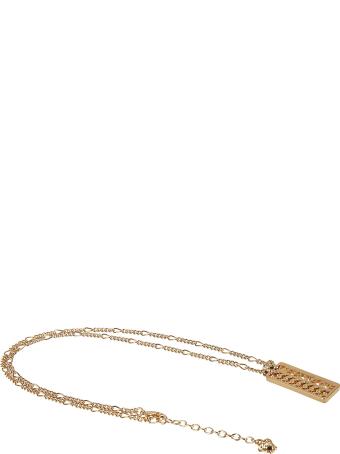 Versace Medusa Head Logo Necklace