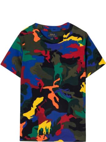 Ralph Lauren Multicolored T-shirt