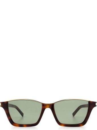 Saint Laurent Saint Laurent Sl 365 Havana Sunglasses