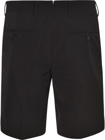Prada Classic Buttoned Shorts