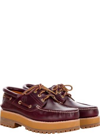 Timberland Timberland X Alife 3-eye Classic Lug Boat Shoes