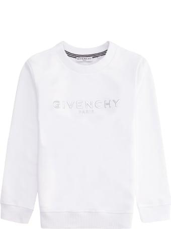 Givenchy Cotton Crew-neck Sweatshirt