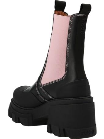 Ganni Chelsea Boots
