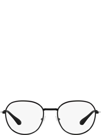 Prada Prada Pr 65wv Matte Black Glasses