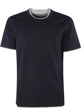 Brunello Cucinelli Regular Plain T-shirt