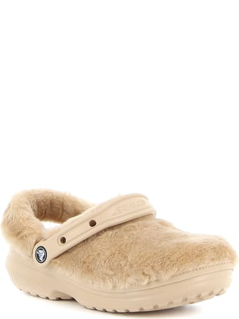 Crocs Classic Fur Sure W