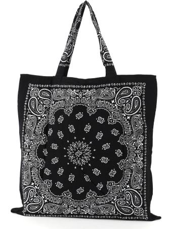 Arizona Love Beach Shoulder Bag With Animalier Print
